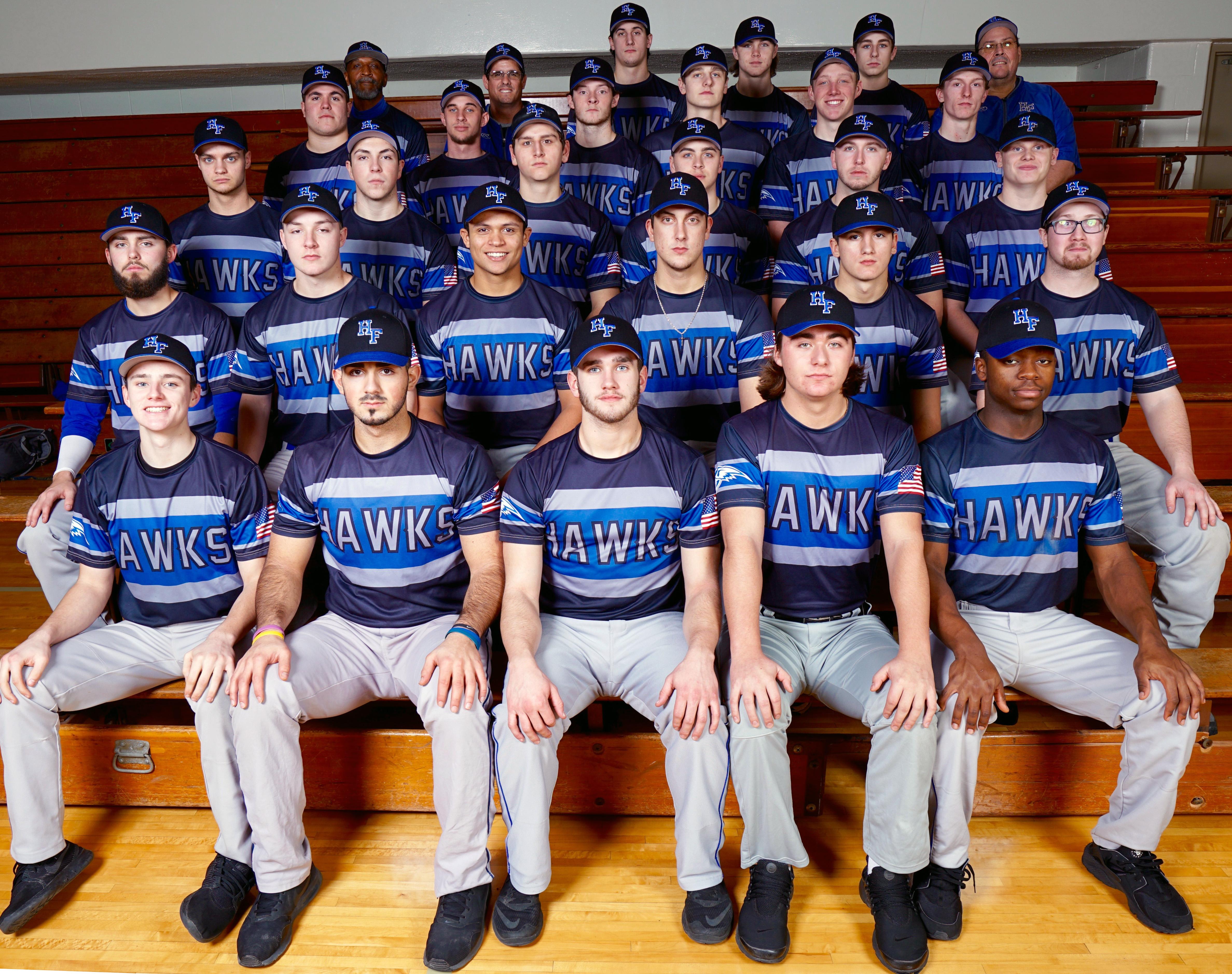 Hawks baseball team