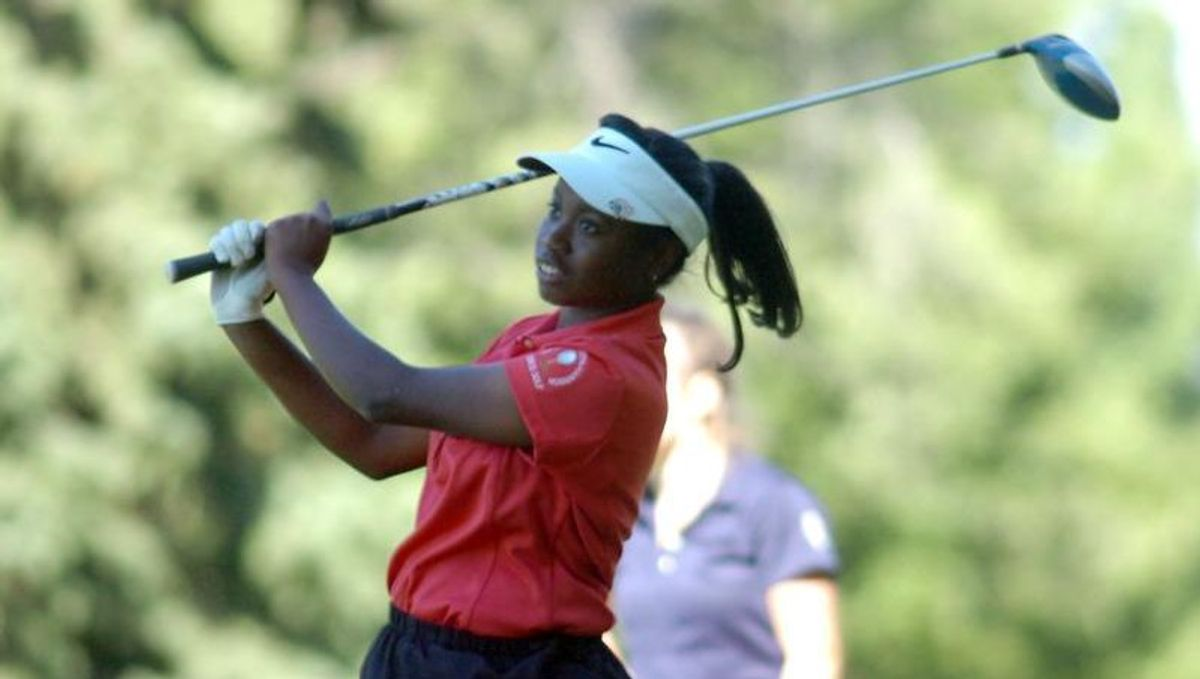 HFC Golfer, Alana Jones. Photo Courtesy HometownLife.