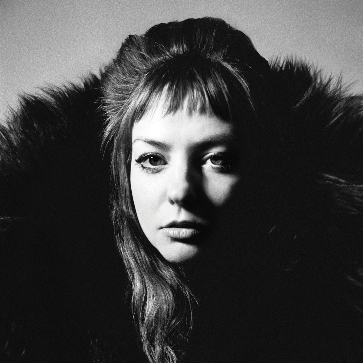 """Image of album artwork for """"All Mirrors,"""" which is a portrait of Angel Olsen"""