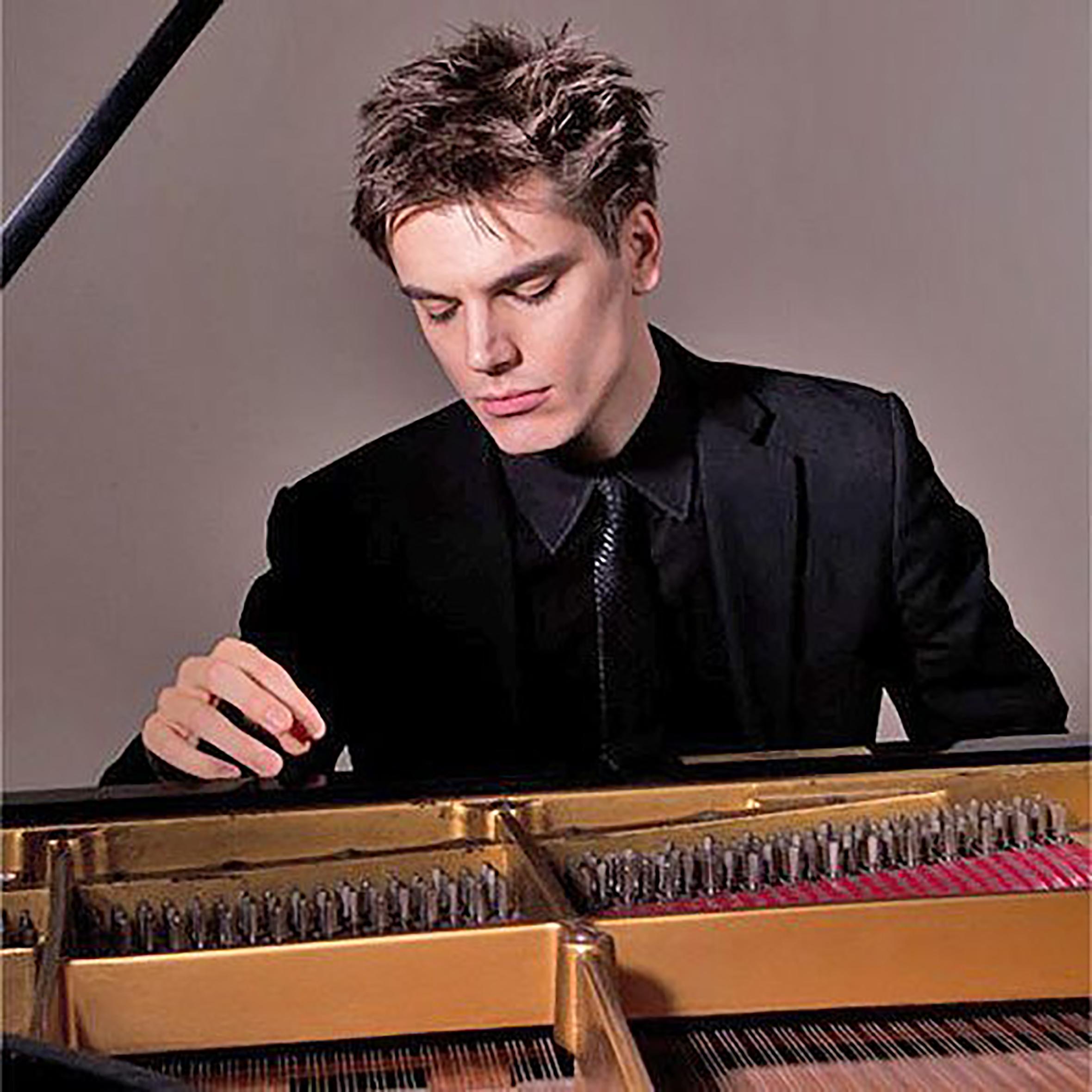 Portrait of Andrew Tyson