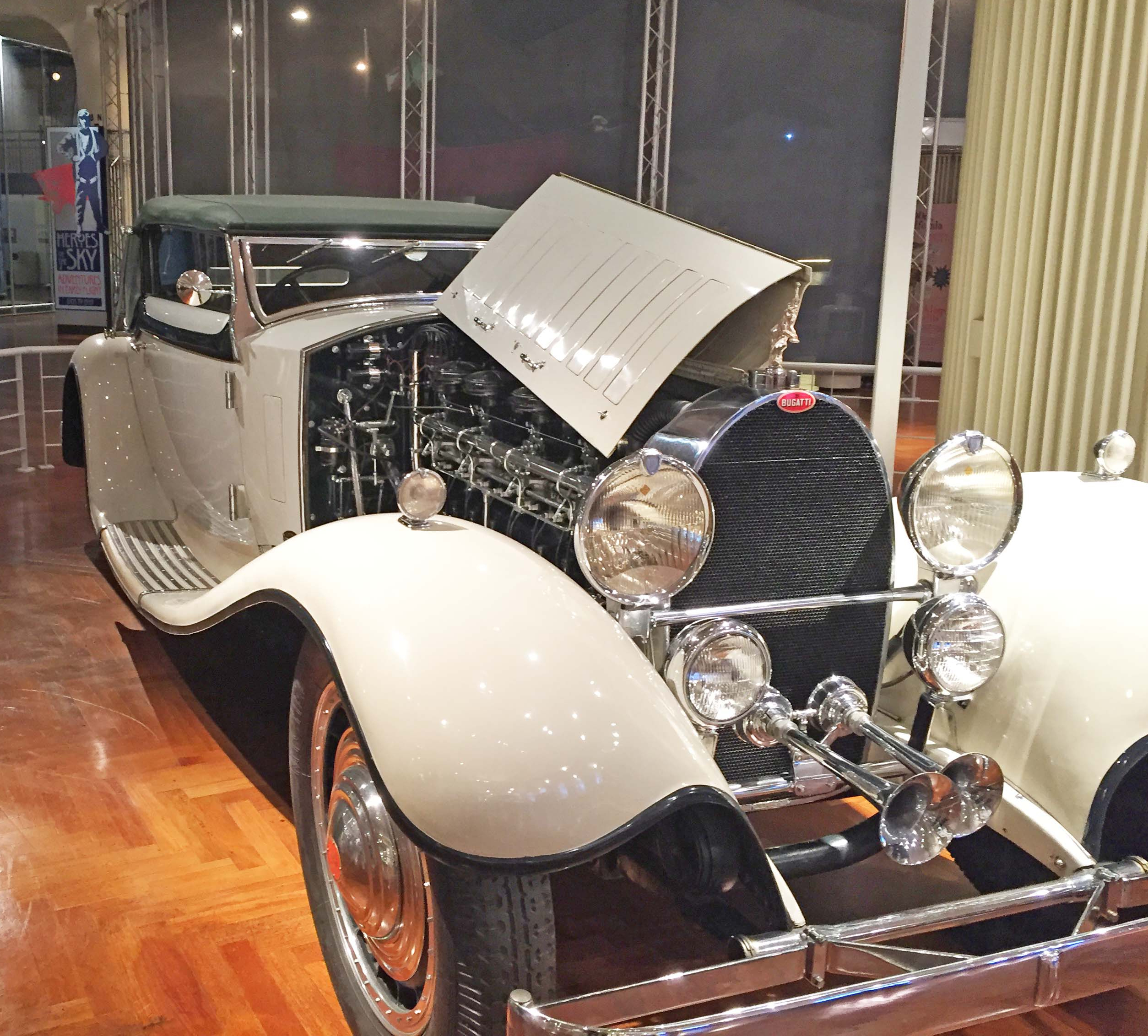 1931 Bugatti Type 41 Royale