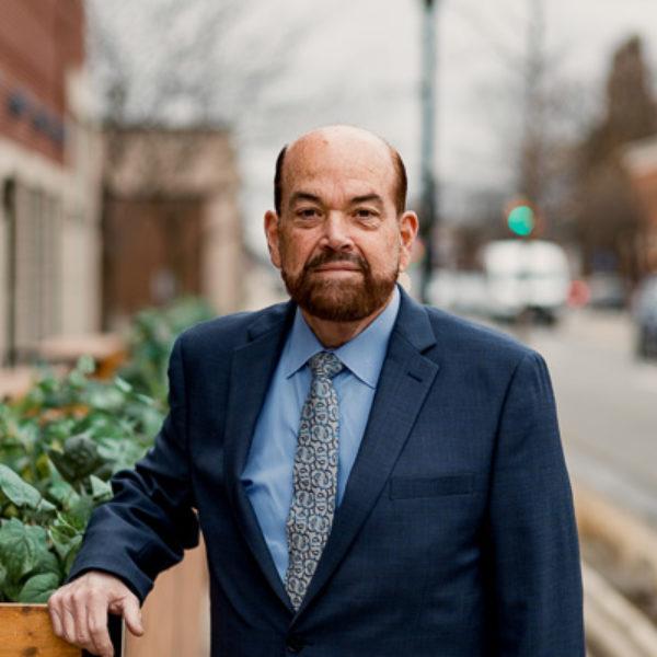 Photo of Dearborn Mayor John O'Reilly Jr. by Nick Hagen