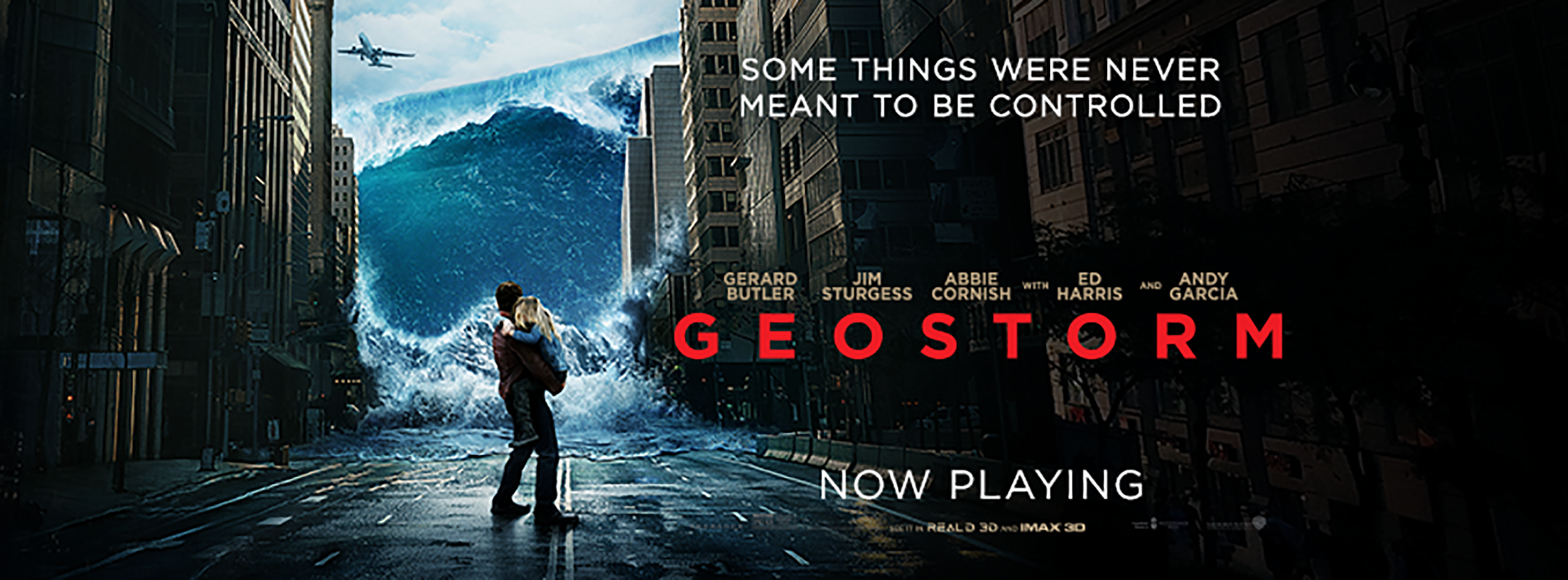 Face Off Movie Poster Geostorm: The Movie | ...