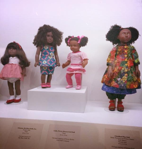 Dolls featured in exhibit