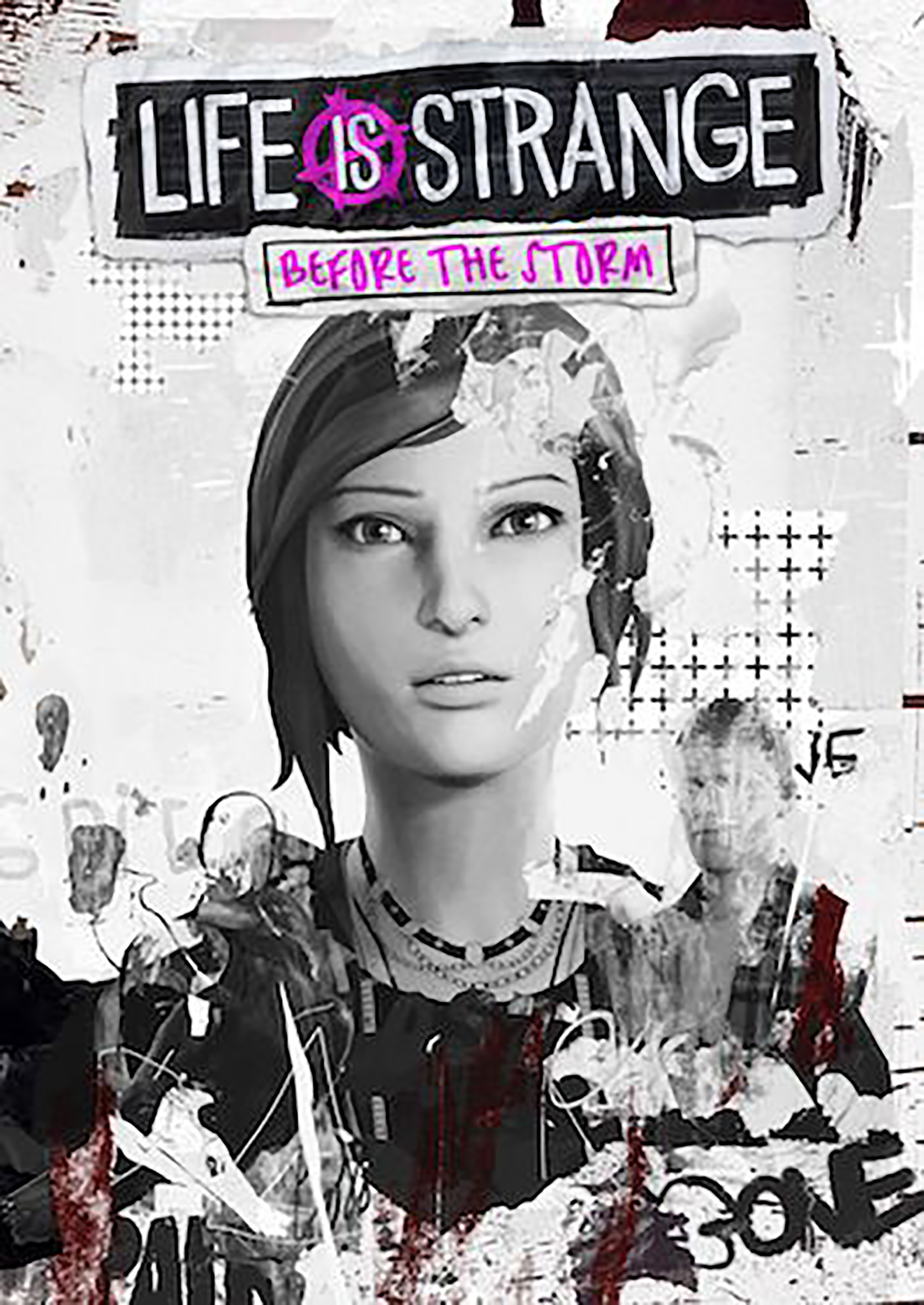 """Life is Strange: Before the Storm"" video game poster"