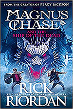 Magnus Chase Book cover