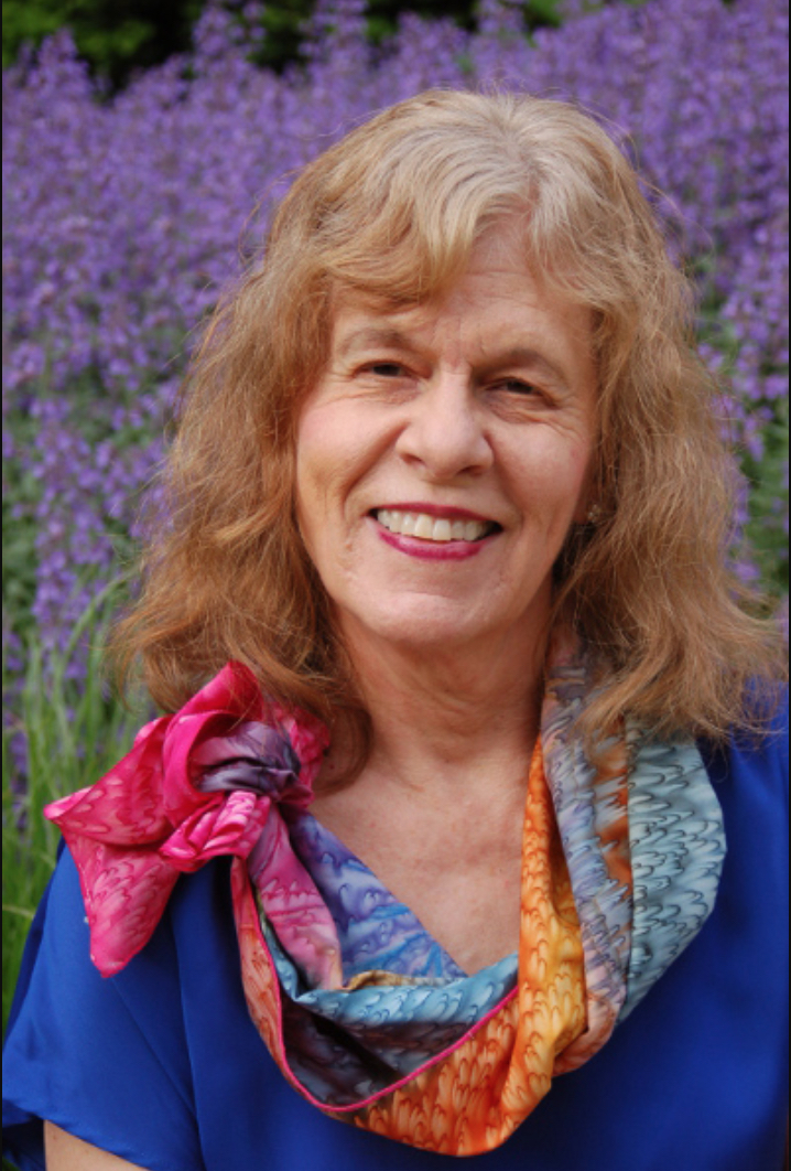 Photo of author and HFC English professor Nancy Owen Nelson