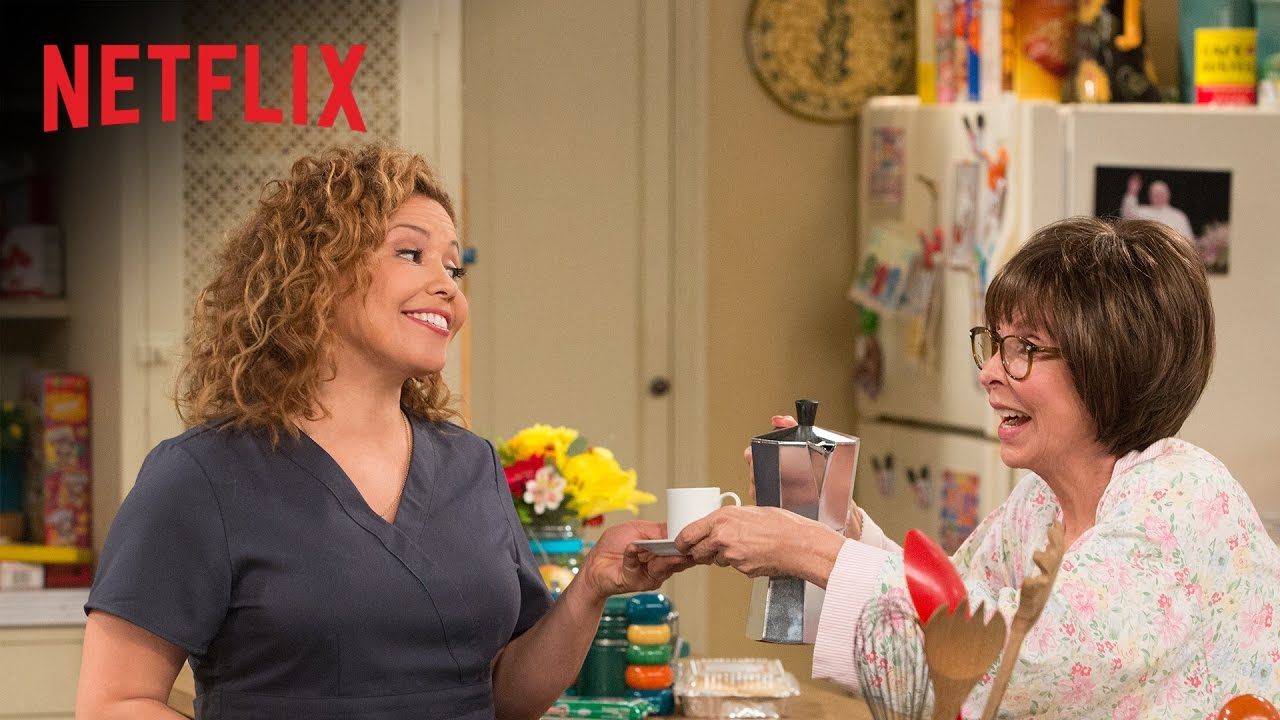 "Scene from ""One Day at a Time"""