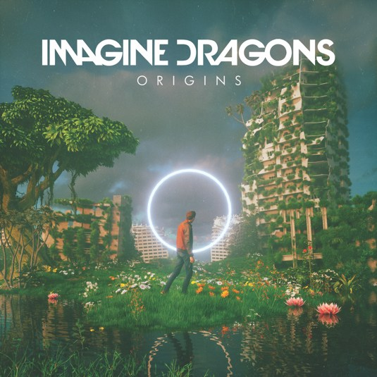 "Album artwork for Imagine Dragons' album ""Origins"""