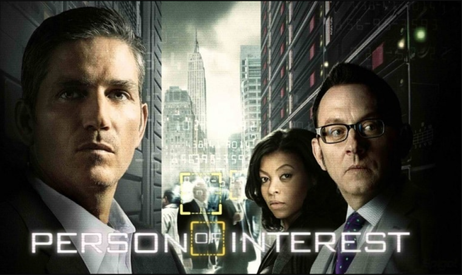 Person of Interest poster courtesy of Netflix