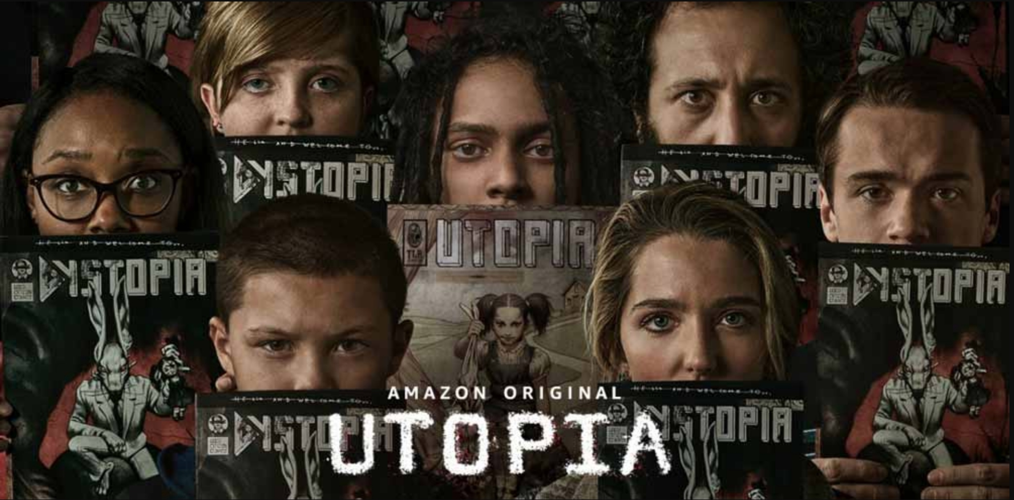 Utopia courtesy Amazon Prime