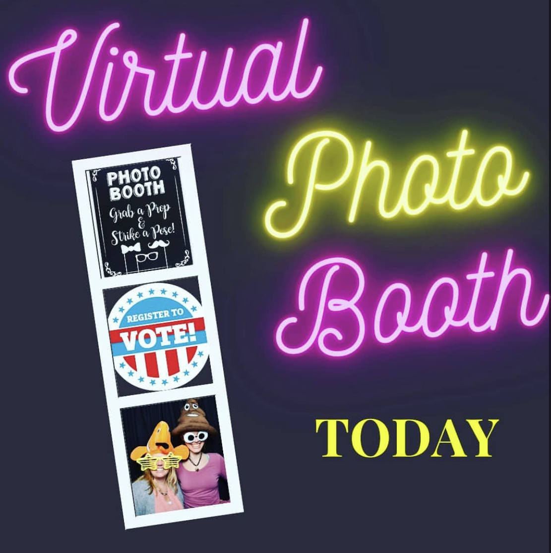 Virtual Photo Booth Ad for National Voter Registration Day