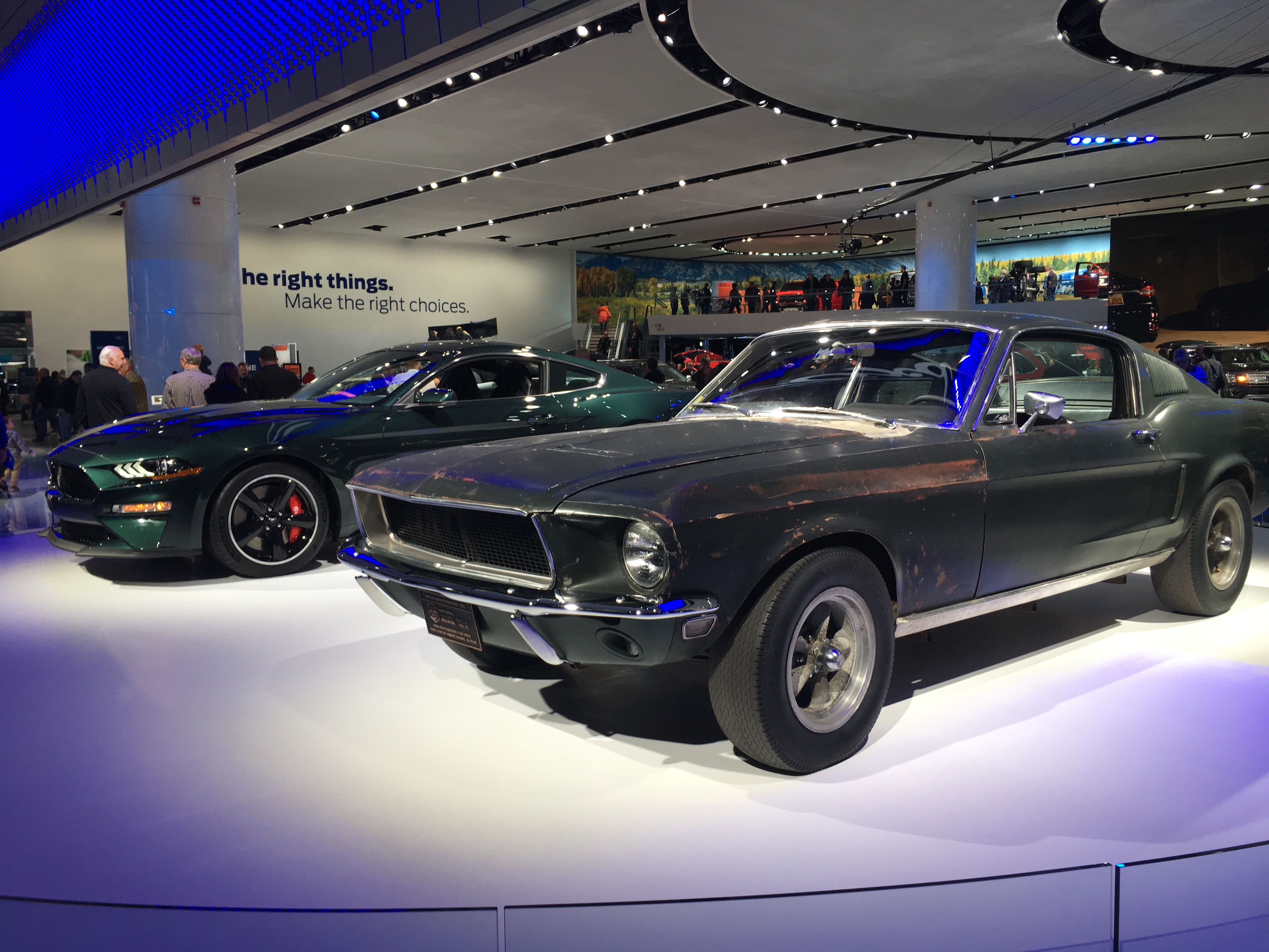 Classic 1960s Ford Mustang