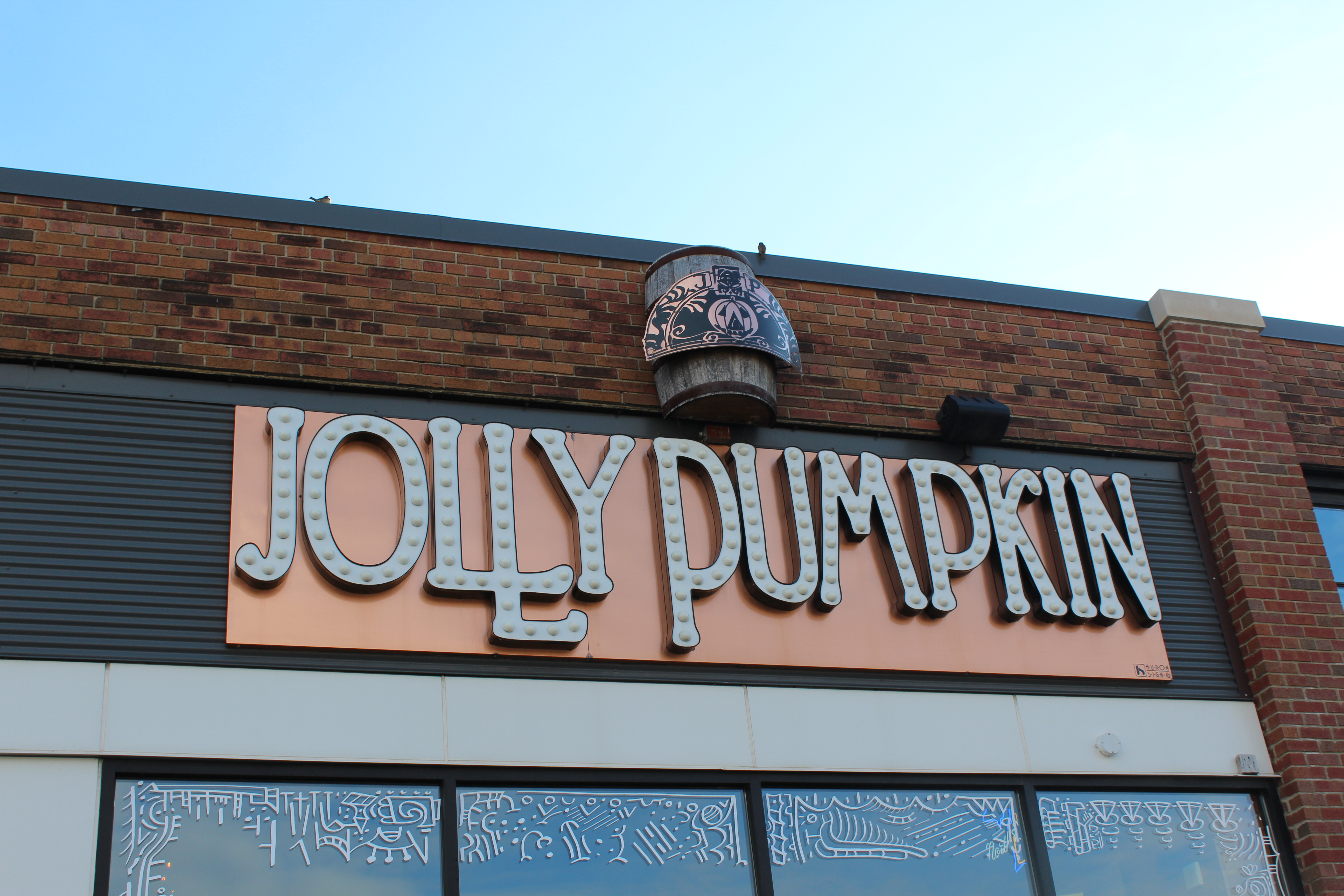 Photo of Jolly Pumpkin exterior sign