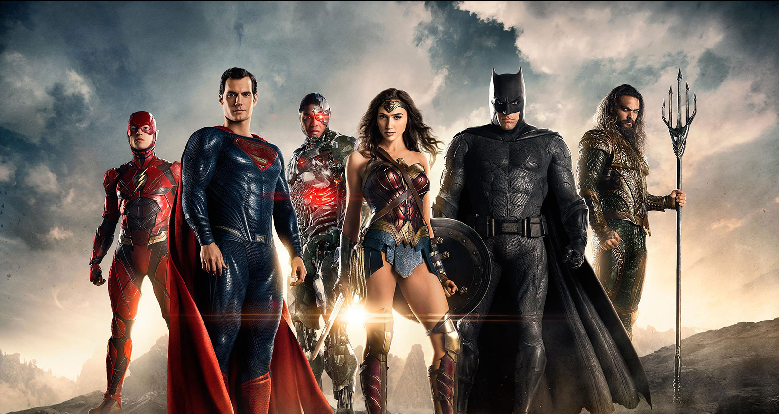 Image of the justice League movie