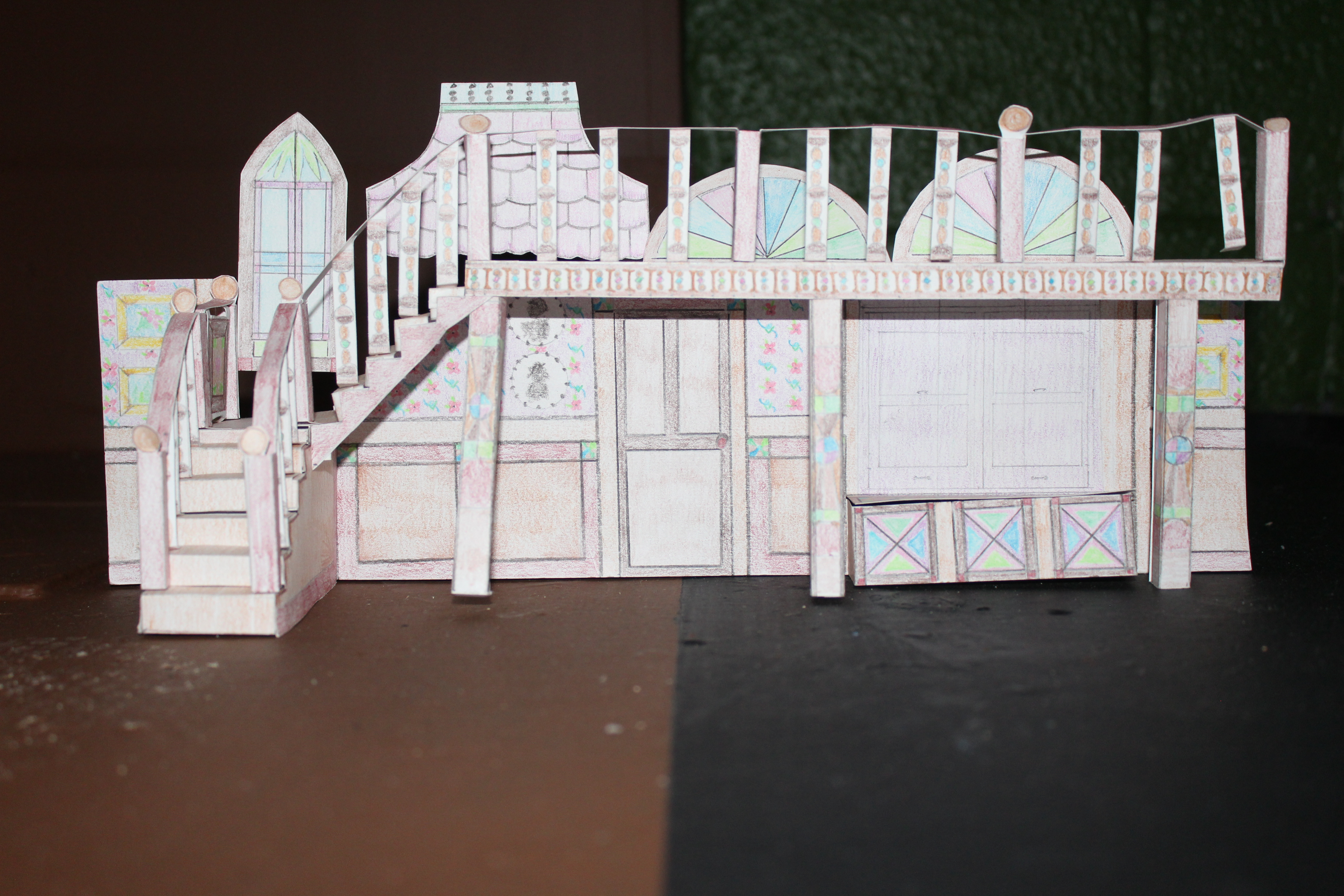 Model of set of Arsenic and Old Lace
