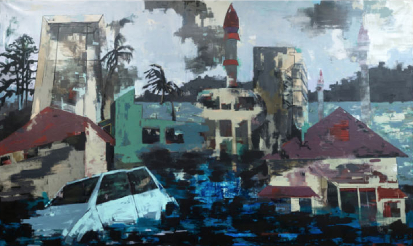 Image of artwork by Reem Bassous