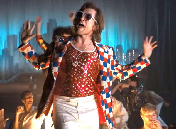 Still of Taron Egerton as Elton John from Rocketman