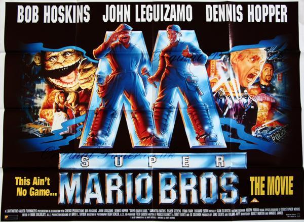 Mario Bros. The Movie (1993) courtesy Disney