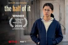 "Leah Lewis as Ellie Chu from ""The Half of It"" courtesy Netflix"