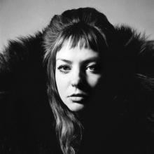 "Image of album artwork for ""All Mirrors,"" which is a portrait of Angel Olsen"