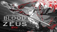 Image from animated series Blood of Zeus courtesy Netflix
