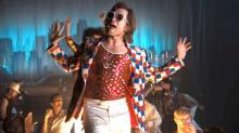 Still of Taron Egerton as Elton John from Rocketman