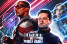 Falcon and Winter Soldier Courtesy Disney