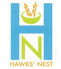 Photo of HFC's Hawk Nest food pantry logo