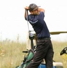 Photo of past HFC Hawks golfer Jake Kieronski