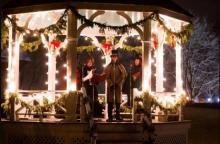 Holiday Nights at Greenfield Village, Dearborn, MI photo courtesy Kristina Sikora