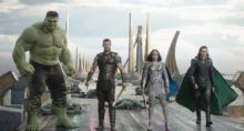 Image from the movie Thor film