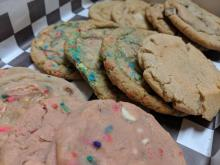 Image of cookies at Detroit Cookie Co.