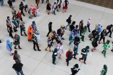 Youmacon 2019 at TCF Center in Detroit photo by Justin Randles