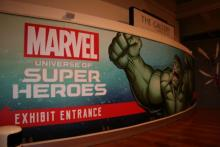 Marvel Universe Superheroes Henry Ford Museum of Innovation Dearborn MI