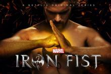 Iron Fist poster for Netflix series