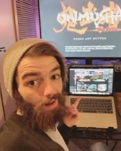 Photo of Twitch streamer and article author Jesse Mattox