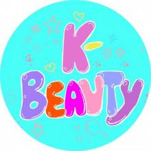 Logo of Kendall Dumas channel that says K Beauty