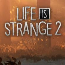 "Title card from video game ""Life is Strange 2"""