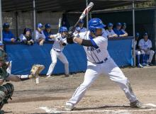 Photo of Noah Wise of the HFC Men's Baseball Team