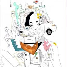 "Album artwork for Noname's ""Room 25"""