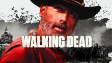 Photo of Rick Grimes from The Walking Dead