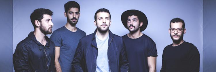 Photo of the band Mashrou Leila