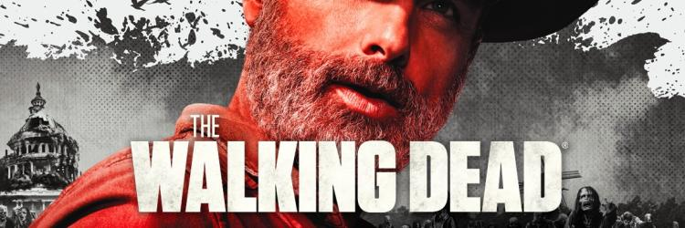 Banner Photo of Rick Grimes from The Walking Dead