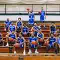 Photo of HFC's Men's Basketball Team