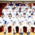 Team photo of Hawks Baseball Team