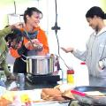 Motown Meals teaches cooking class at the Brightmoor Artisans Collective