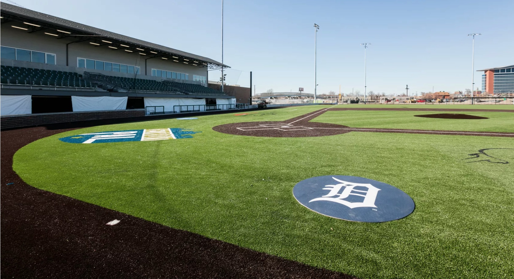 Willie Horton Field - Photo by Michelle & Chris Gerard courtesy of Curbed Detroit