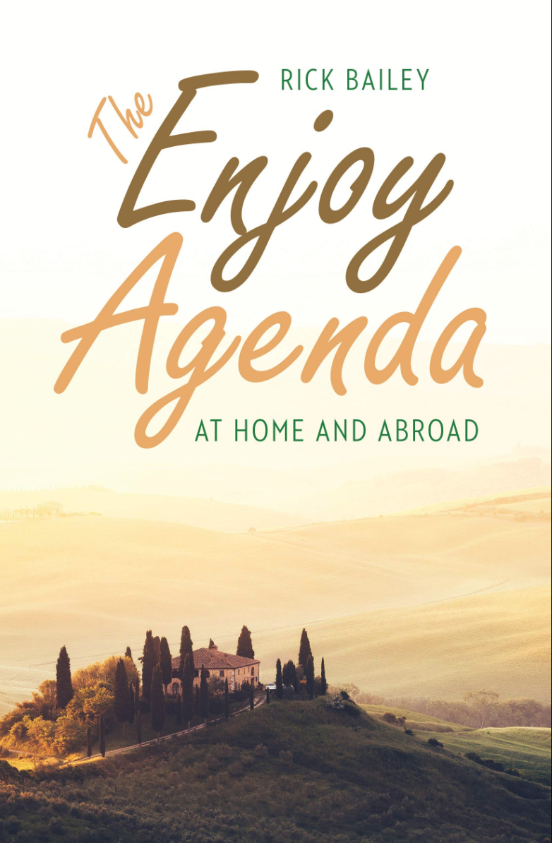 Cover of The Enjoy Agenda by Rick Bailey